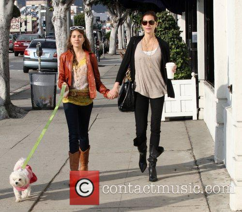 Teri Hatcher and daughter Emerson Rose 5