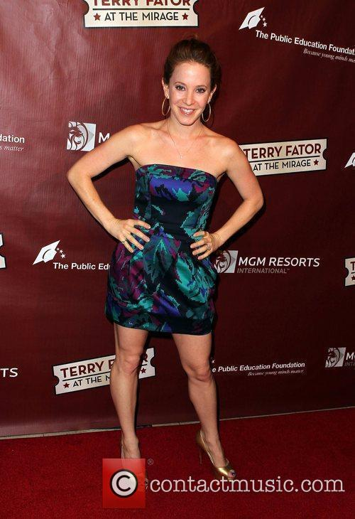 Terry Fator and MGM Resorts International honor The...