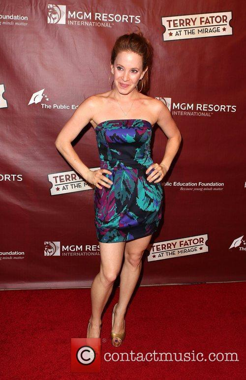 Amy Davidson Terry Fator and MGM Resorts International...