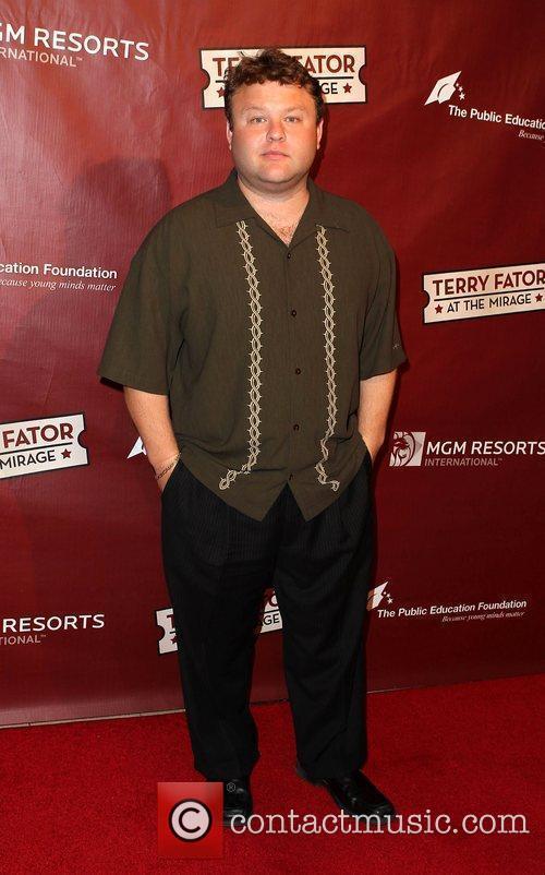 Frank Caliendo Terry Fator and MGM Resorts International...