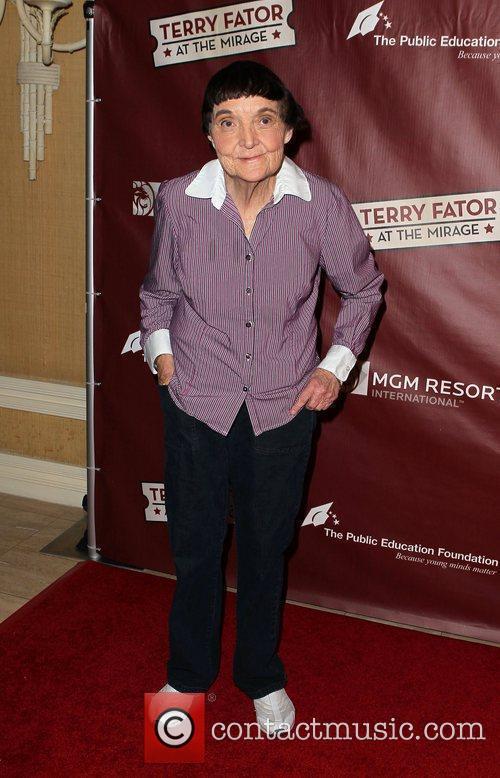 Grandma Lee Terry Fator and MGM Resorts International...