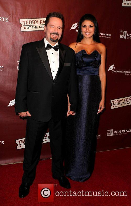 Taylor Makakia and Terry Fator Terry Fator and...