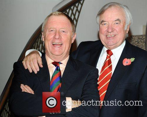 A tribute lunch for Sir Terry Wogan was...