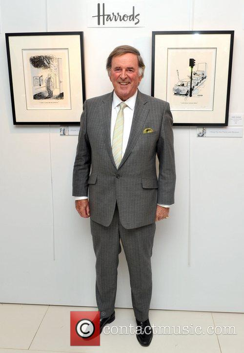 Terry Wogan, Brand New and Harrods 2