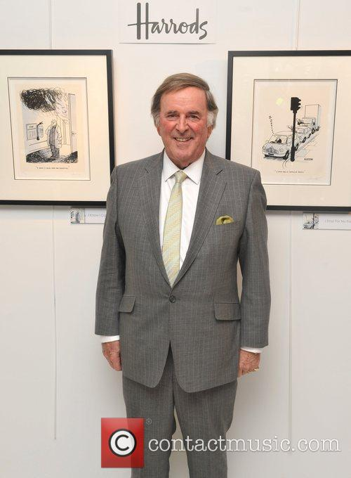 Terry Wogan, Brand New and Harrods 4