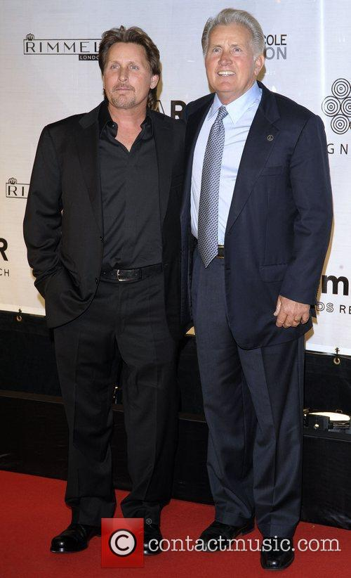 Emilio Estevez and Martin Sheen 5