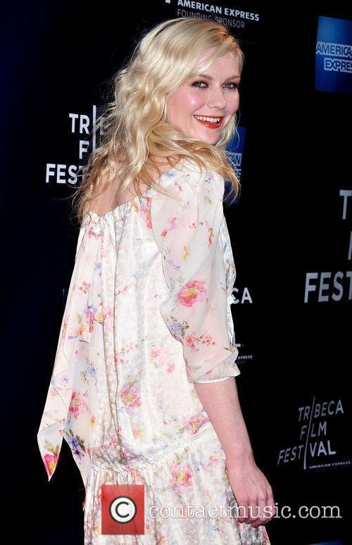 Kirsten Dunst 9th Annual Tribeca Film Festival -...