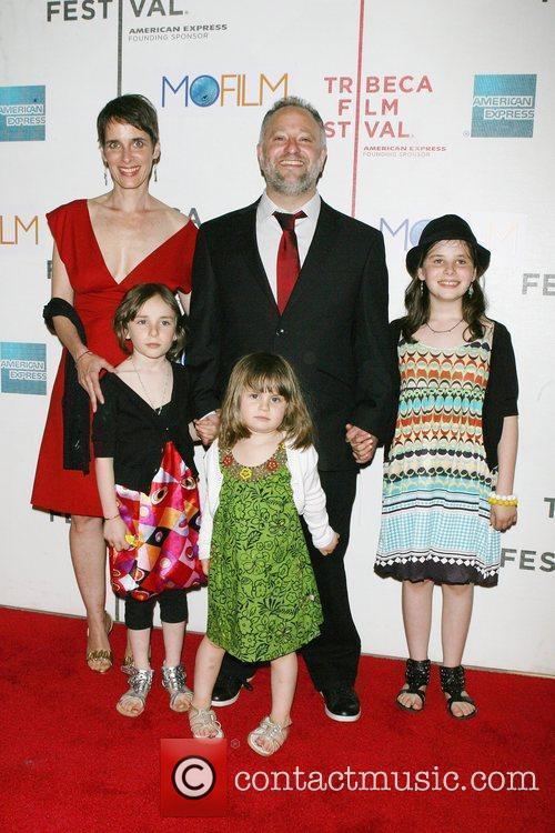 Director, Bryan Goluboff and Family