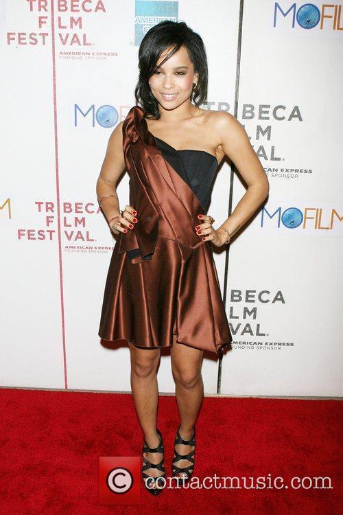 Zoe Kravitz 9th Annual Tribeca Film Festival -...