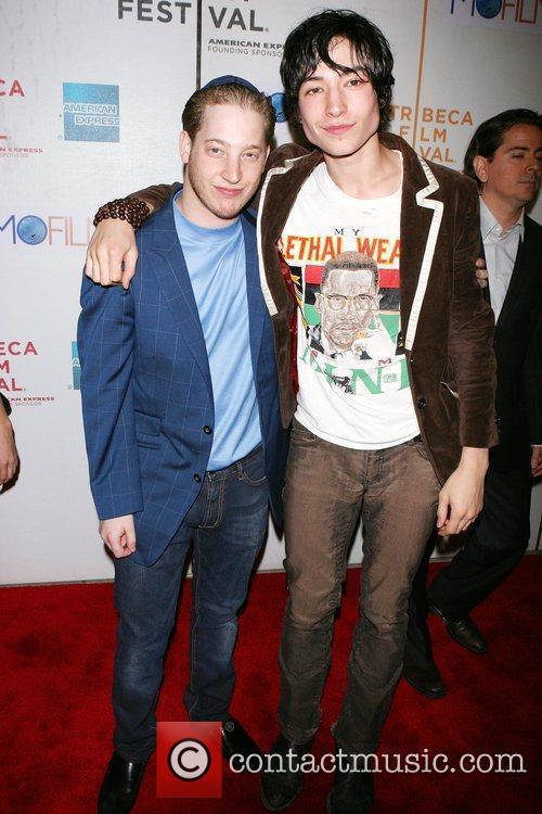 Israel Wolfson, Ezra Miller 9th Annual Tribeca Film...