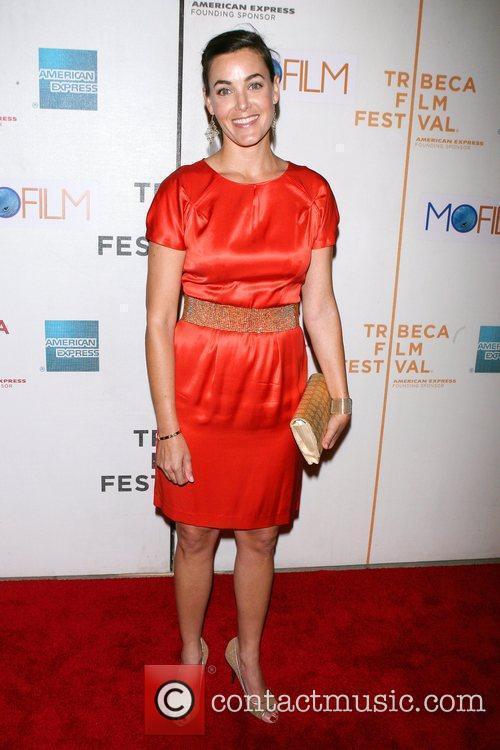 Jenny Fritz, producer 9th Annual Tribeca Film Festival...
