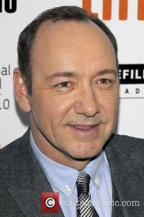 Kevin Spacey The 35th Toronto International Film Festival...