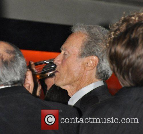 Clint Eastwood Celebrities at The 35th Toronto International...