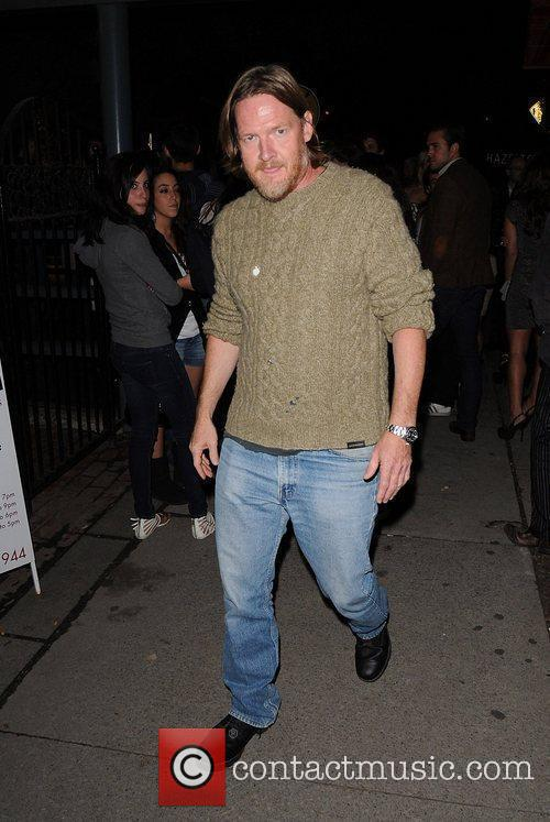 Donal Logue Celebrities at The 35th Toronto International...