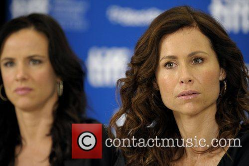 Juliette Lewis and Minnie Driver  The 35th...