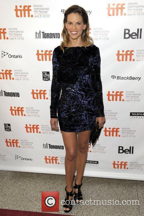Hilary Swank  The 35th Toronto International Film...