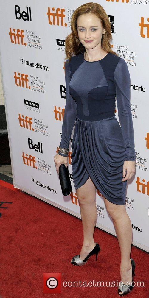 Alexis Bledel  The 35th Toronto International Film...
