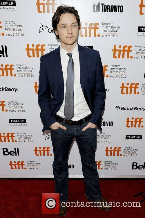 James McAvoy  The 35th Toronto International Film...