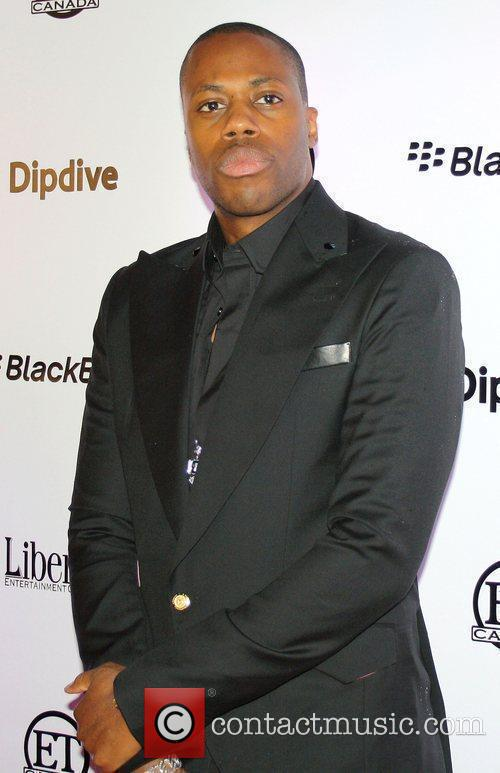 Kardinal Offishall The 35th Toronto International Film Festival...