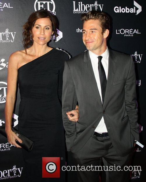 Minnie Driver and Scott Speedman 4