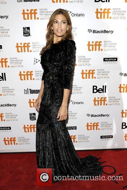 Eva Mendes The 35th Toronto International Film Festival...