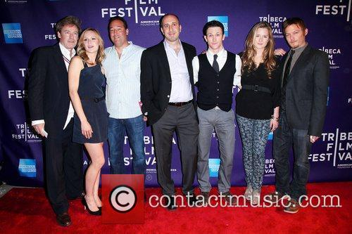 James McCaffrey, Kerry Bishe, Ron Stein, Jonathan Tucker,...