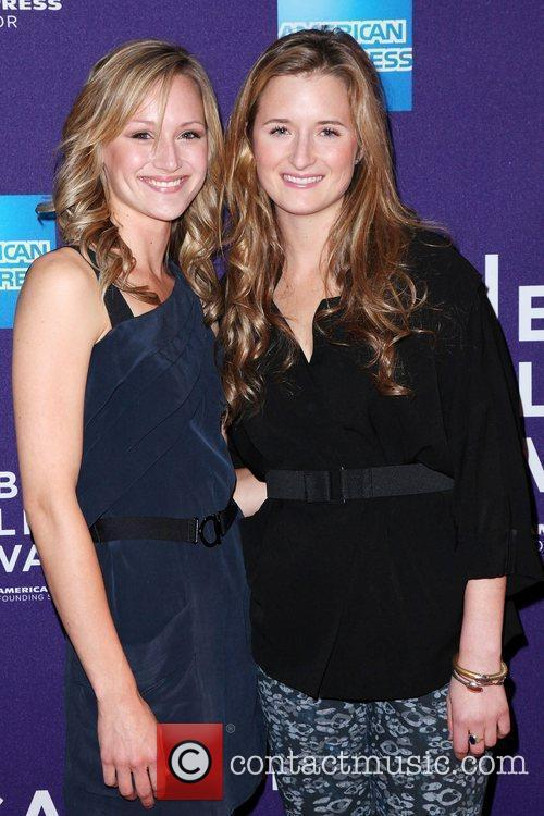 Kerry Bishe, Grace Gummer  9th Annual Tribeca...
