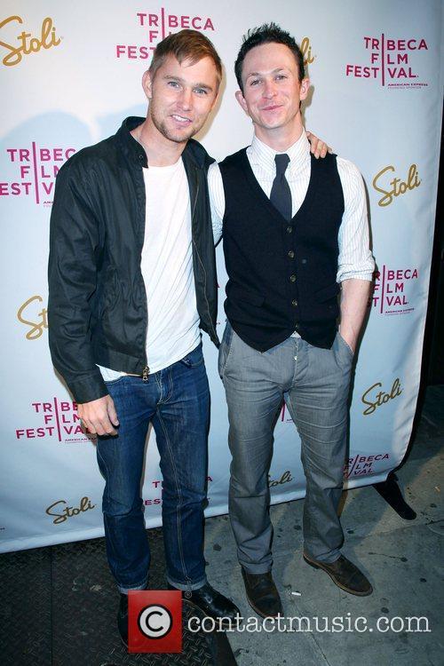 Brian Garrity, Jonathan Tucker 9th Annual Tribeca Film...
