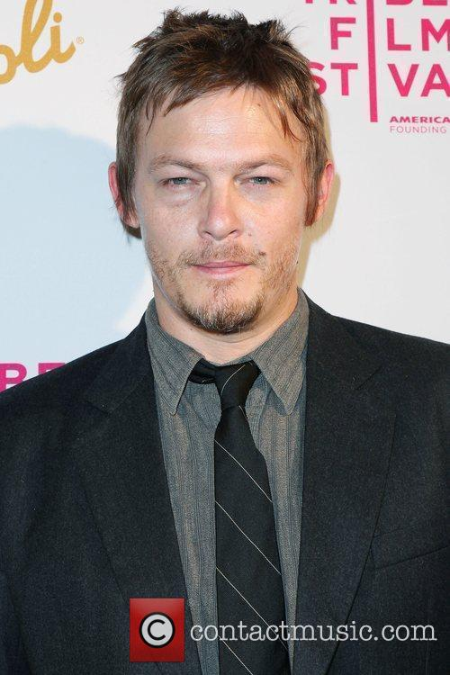 NORMAN REEDUS 9th Annual Tribeca Film Festival - Premiere of Meskada ...