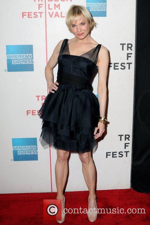 Renee Zellweger 9th Annual Tribeca Film Festival -...