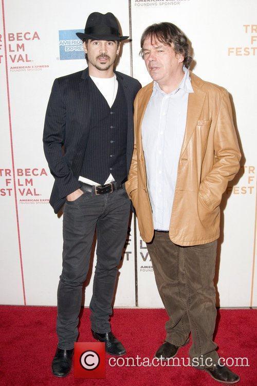 Colin Farrell and Neil Jordan 8