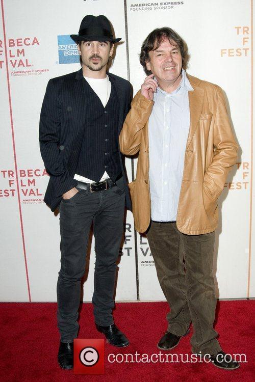 Colin Farrell and Neil Jordan 3