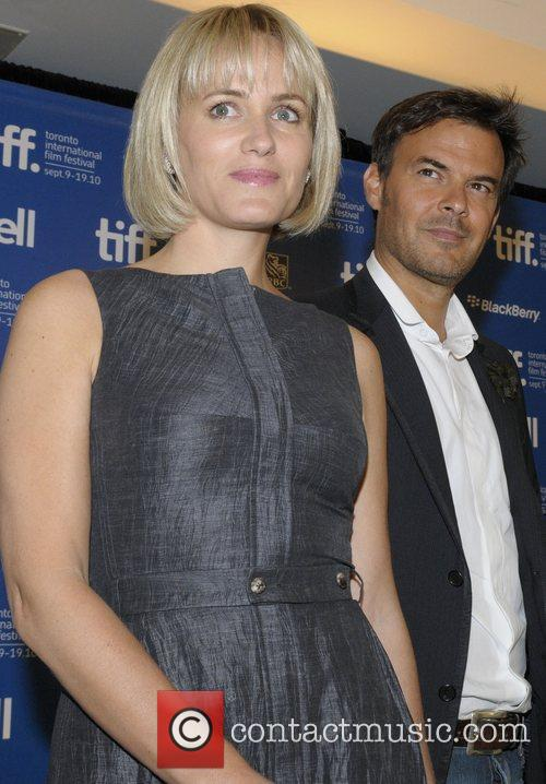 Judith Godreche and Francois Ozon The 35th Toronto...