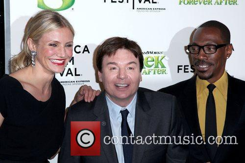 Cameron Diaz and Mike Myers 4