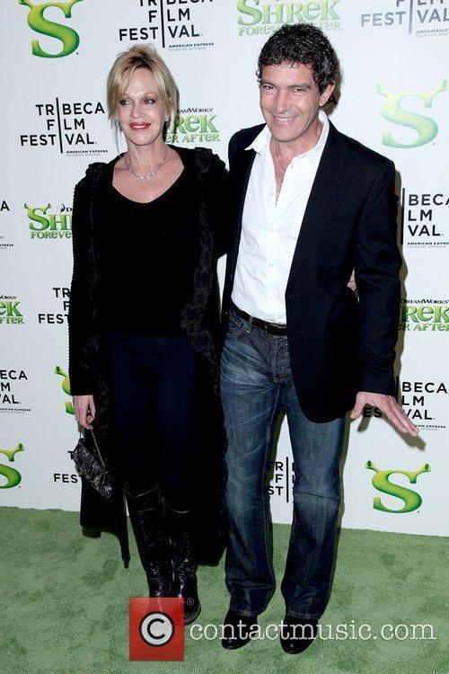 Melanie Griffith and Antonio Banderas 3
