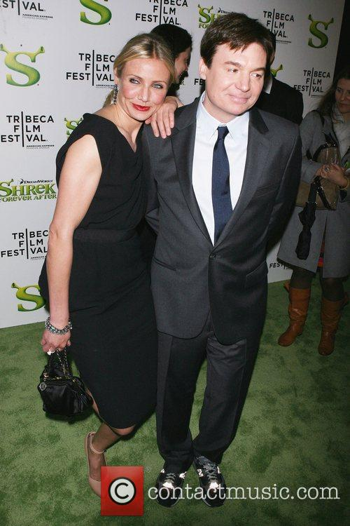 Cameron Diaz and Mike Myers 3