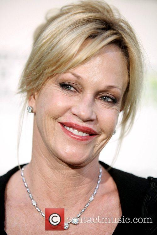 Melanie Griffith Premiere of 'Shrek Forever After' during...