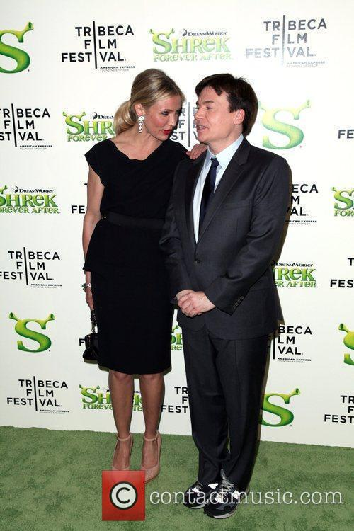 Cameron Diaz, Mike Myers