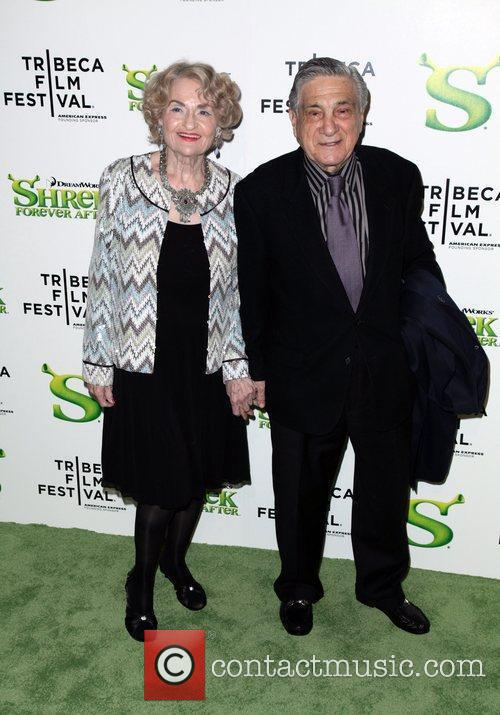 Guests Premiere of 'Shrek Forever After' during the...