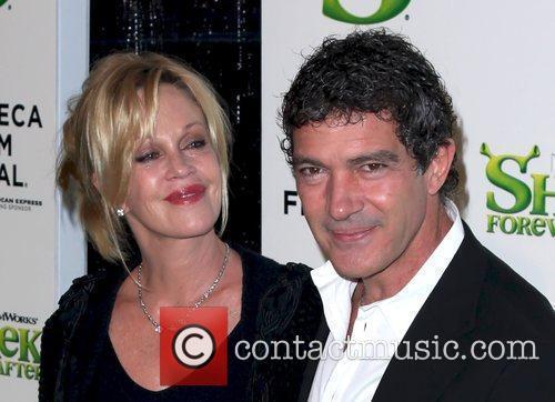 Melanie Griffith and Antonio Banderas 11