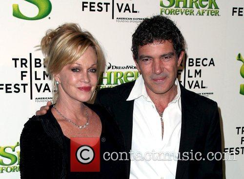 Melanie Griffith and Antonio Banderas 1