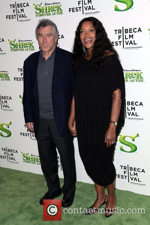 Robert De Niro and Grace Hightower 7