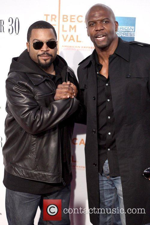 Ice Cube and Terry Crews 9th Annual Tribeca...