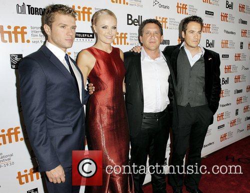 Ryan Phillippe, Malin Akerman, Steven Silver, and Frank...