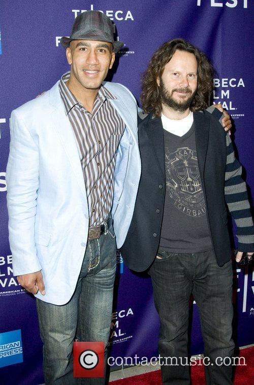 Bill Perkins and Ram Bergman 9th Annual Tribeca...