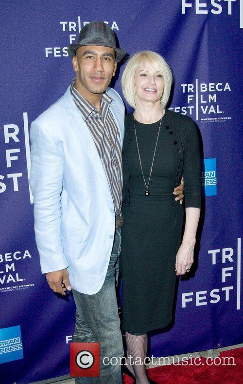 Ellen Barkin and Bill Perkins 9th Annual Tribeca...