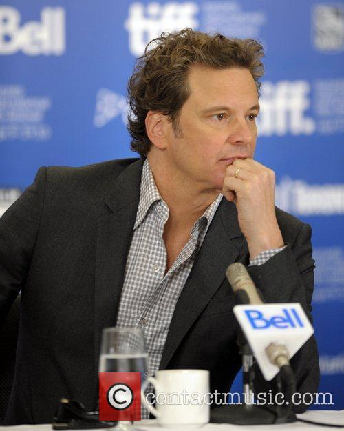 Colin Firth  The 35th Toronto International Film...
