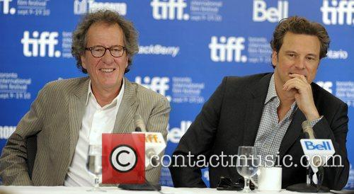 Geoffrey Rush and Colin Firth  The 35th...