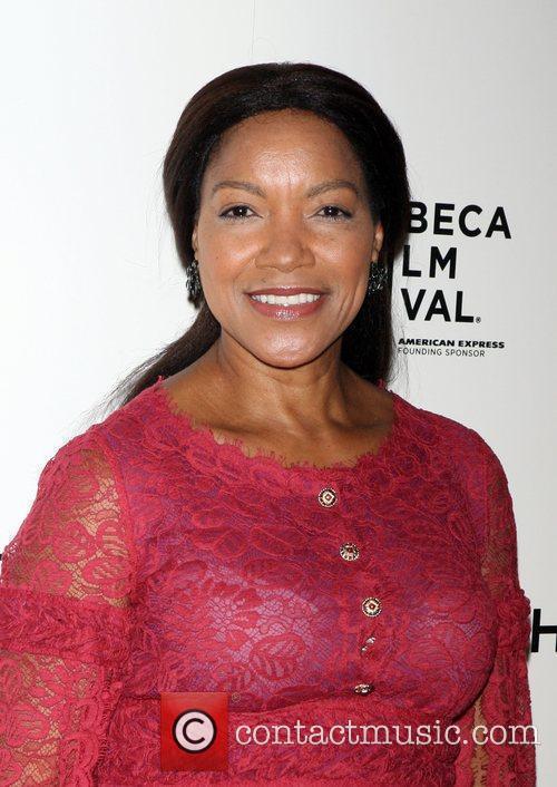 Grace Hightower Chanel Tribeca Film Festival Dinner in...