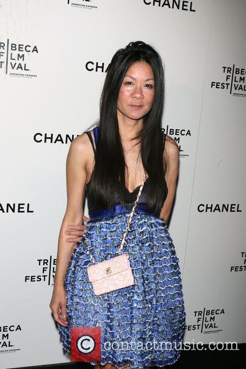 Helen Lee Schifter Chanel Tribeca Film Festival Dinner...